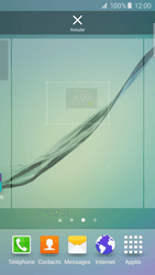 Samsung Galaxy S6 Edge - Prise en main - Installation de widgets et d