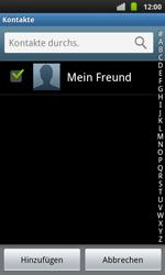 Samsung Galaxy S Plus - MMS - Erstellen und senden - 2 / 2