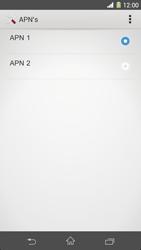 Sony C6903 Xperia Z1 - Internet - Handmatig instellen - Stap 18