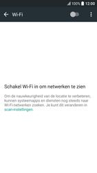 HTC 10 - WiFi - Handmatig instellen - Stap 6