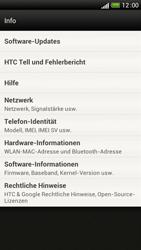 HTC One S - Software - Installieren von Software-Updates - Schritt 6