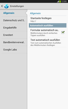 Samsung Galaxy Note 8-0 - Internet - Apn-Einstellungen - 2 / 2