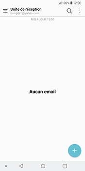 LG V30 - E-mail - 032b. Email wizard - Yahoo - Étape 5