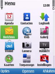 Nokia C5-00 - MMS - handmatig instellen - Stap 15