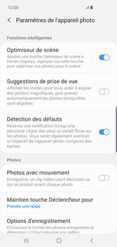 Samsung Galaxy S10 Plus - Photos, vidéos, musique - Prendre une photo - Étape 7