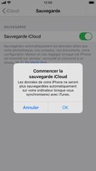 Apple iPhone 8 - iOS 13 - Données - Créer une sauvegarde avec votre compte - Étape 11