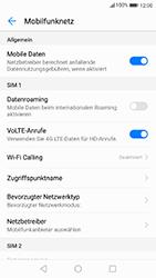 Huawei P10 - Android Oreo - Ausland - Auslandskosten vermeiden - Schritt 8