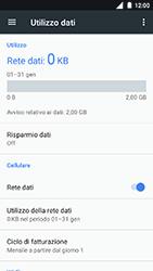 Nokia 3 - Internet e roaming dati - Come verificare se la connessione dati è abilitata - Fase 6