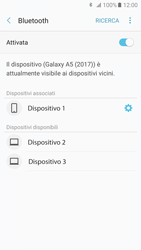 Samsung Galaxy A5 (2017) - Bluetooth - Collegamento dei dispositivi - Fase 9