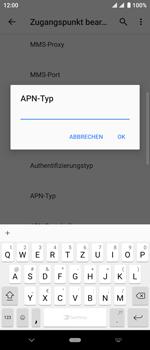 Sony Xperia 10 - Internet - Manuelle Konfiguration - Schritt 17