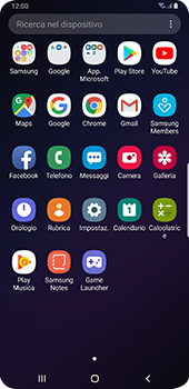 Samsung Galaxy Note9 - Android Pie - WiFi - Attivare WiFi Calling - Fase 4