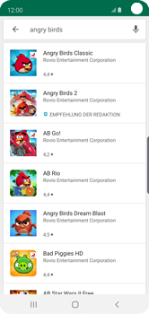 Samsung Galaxy S10e - Apps - Herunterladen - Schritt 15