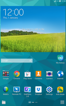 O2 | Guru Device Help | Wifi | Enable wifi and select a network