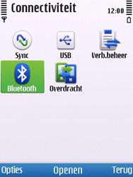 Nokia 6700 slide - bluetooth - aanzetten - stap 5