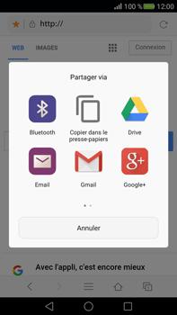 Huawei Mate S - Internet - Navigation sur Internet - Étape 16