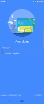 Sony Xperia 10 - E-Mail - Konto einrichten - Schritt 8