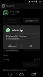 Wiko Highway Pure - Apps - Eine App deinstallieren - Schritt 7