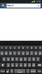 Samsung I9505 Galaxy S IV LTE - Internet - Hoe te internetten - Stap 4