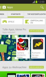 Samsung Galaxy Trend Lite - Apps - Installieren von Apps - Schritt 6