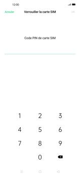 Oppo Find X2 - Prise en main - Comment activer un code SIM - Étape 7