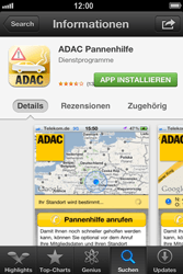 Apple iPhone 4 - Apps - Herunterladen - 18 / 20
