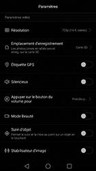 Huawei Nova - Photos, vidéos, musique - Créer une vidéo - Étape 8
