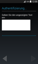 Samsung Galaxy J1 - Apps - Konto anlegen und einrichten - 15 / 19