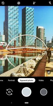 Google Pixel 3 - Photos, vidéos, musique - Créer une vidéo - Étape 10