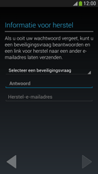 Samsung I9195 Galaxy S IV Mini LTE - apps - account instellen - stap 12