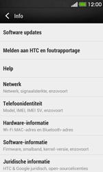HTC Desire 500 - Software update - update installeren zonder PC - Stap 5