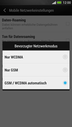 HTC One - Netzwerk - Netzwerkeinstellungen ändern - 2 / 2