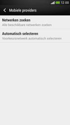HTC Desire 601 - netwerk en bereik - gebruik in binnen- en buitenland - stap 6