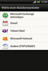 HTC A320e Desire C - E-Mail - Konto einrichten - Schritt 5
