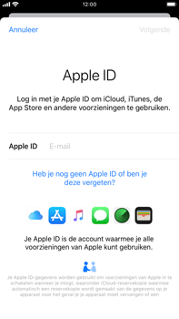Apple iPhone 8 Plus - iOS 13 - Data - Maak een back-up met je account - Stap 4