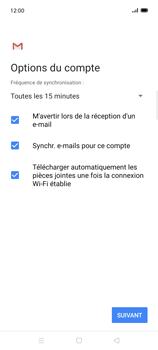 Oppo Find X2 Lite - E-mails - Ajouter ou modifier votre compte Outlook - Étape 10