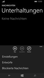 Nokia Lumia 735 - SMS - Manuelle Konfiguration - Schritt 5