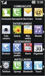 LG GD510 Pop - bluetooth - aanzetten - stap 3