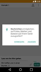 LG X Power - MMS - Erstellen und senden - Schritt 17