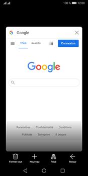 Huawei Y5P - Internet et connexion - Naviguer sur internet - Étape 17