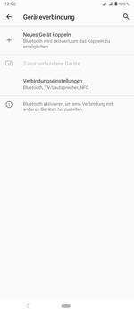 Sony Xperia 1 - Bluetooth - Geräte koppeln - Schritt 7