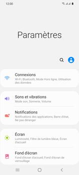 Samsung Galaxy S20 5G - WiFi - Activez WiFi Calling - Étape 5