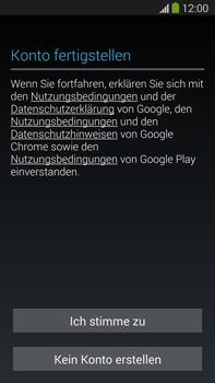 Samsung Galaxy Note 3 LTE - Apps - Konto anlegen und einrichten - 15 / 22