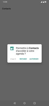 OnePlus 7 - Contact, Appels, SMS/MMS - Ajouter un contact - Étape 10