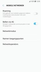 Samsung Galaxy S6 - Android Nougat - internet - handmatig instellen - stap 8