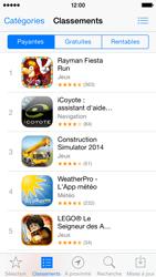 Apple iPhone 5c - Applications - Installation d