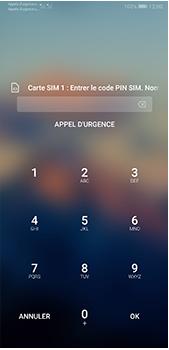 Huawei P20 Pro - Android Pie - Internet et roaming de données - Configuration manuelle - Étape 32