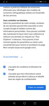 Huawei P30 - Applications - Créer un compte - Étape 15