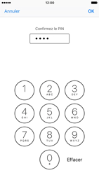 Apple iPhone 7 - Sécuriser votre mobile - Personnaliser le code PIN de votre carte SIM - Étape 11