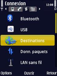 Nokia N86 - MMS - Configuration manuelle - Étape 6
