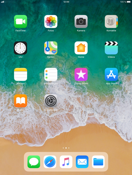 Apple iPad mini 3 - Apps - Löschen und wiederherstellen von vorinstallierten iOS-Apps - 6 / 13